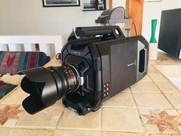 Blackmagic URSA 4K Package