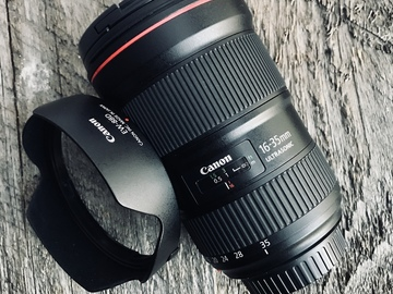Rent: Canon EF 16-35mm f/2.8 L III USM