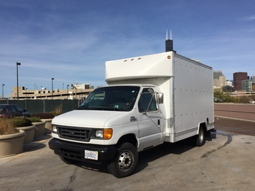 GRIP with 12' Box Truck and 100 included miles!