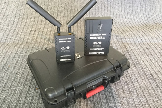 GhostEye 150M v2 HDMI / SDI Wireless Transmitter & Recvr