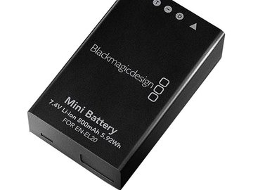 Blackmagic Design Pocket Cinema Camera Battery