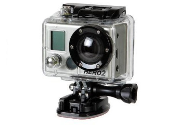 GoPro Hero2 HD Camera