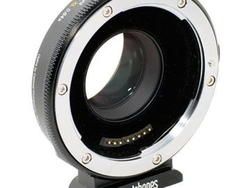 Rent: Metabones Speed Booster XL 0.64x Adapter for Canon