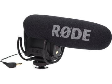 Rent: Rode VideoMic Pro On-Camera Condenser Microphone