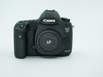 Rent: Canon EOS 5D Mark III (Battery grip if needed)