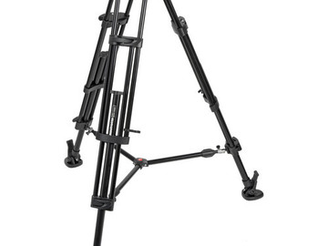 Rent: Manfrotto 516/545 HDV Fluid Head Tripod