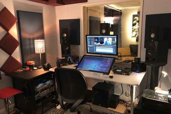 4K Edit Suite (Premiere CC, Resolve Studio 15, ProTools|HD)
