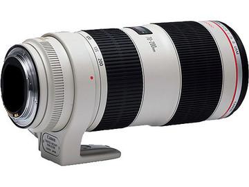Rent: Canon EF 70-200 2.8 II