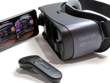 Rent: Samsung Gear VR with S8 Phone - Kit #1