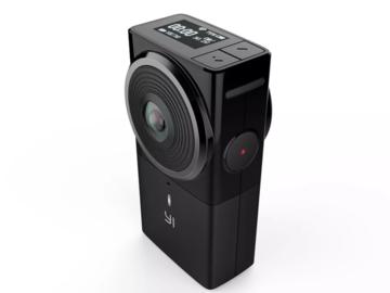 Rent: Yi 360 - 5.7k - 2 Lens  360 camera
