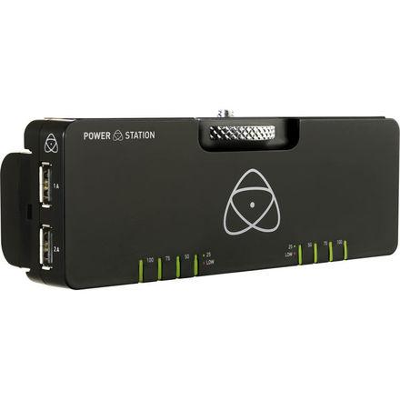 Atomos Power Station AC power for Ninja, Pocket 4K, a7sii