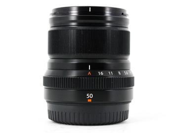 Rent: Fujifilm XF 50mm f/2 R WR
