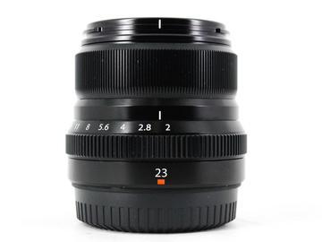 Rent: Fujifilm XF 23mm f/2 R WR