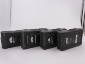 Rent: Lith-Ion Gold Mount Battery Package