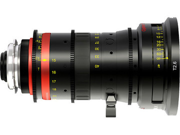 Rent: Angenieux Optimo 45-120mm T2.8 PL Zoom Lens