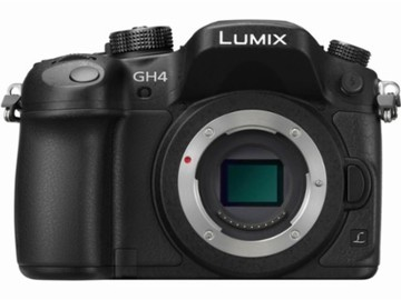 Rent: Lumix GH4 X2 + EF Adapters Custom Kit