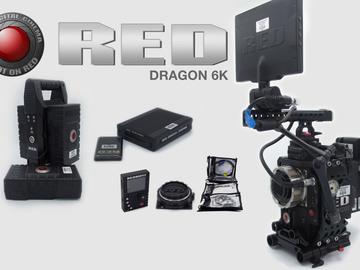 Rent: RED Epic Dragon 6K base kit