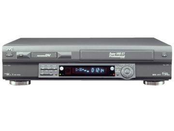 Rent: JVC SR-VS30U DVCAM MiniDV S-VHS Combo Deck