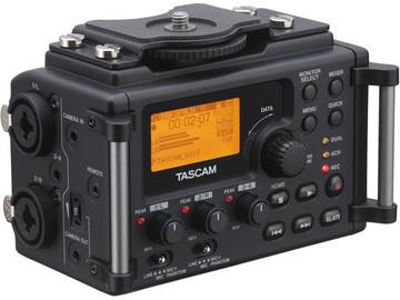 Rent: Tascam DR-60D 4-Channel Linear PCM Recorder