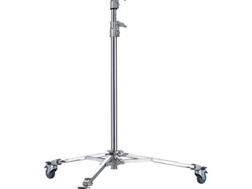 Rent: Portable DIT Location Solution- Rolling Table and Stand