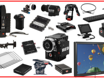Rent: RED Epic Dragon 6K Package (Comes with Operator / AC)