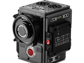 Red Scarlet-W 5K Kit w/ 1TB Media