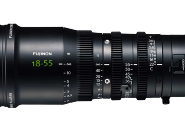 Rent: Fujinon MK 18 - 55mm T2.9 for Sony E
