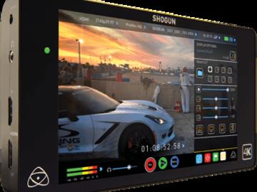 Rent: Atomos Shogun 7-in 4K HDMI & SDI Recorder (1 of 2)