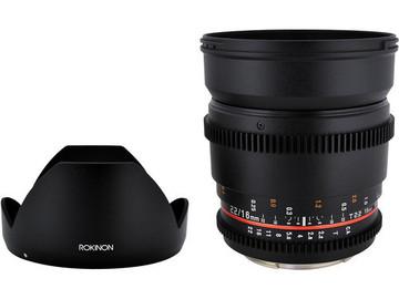 Rent: Rokinon Cine 16mm T2.2 for Canon EF