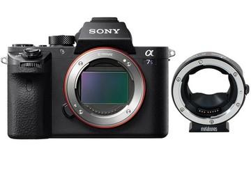 Rent: Sony Alpha a7S II with Metabones EF Adapter + Accessories