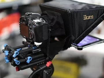 Rent: iKAN Teleprompter