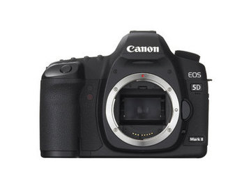 Rent: Canon 5D Mkii DSLR