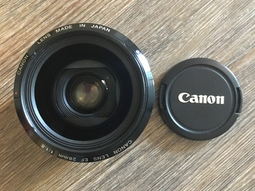 Rent: Canon EF 28mm f/1.8 USM