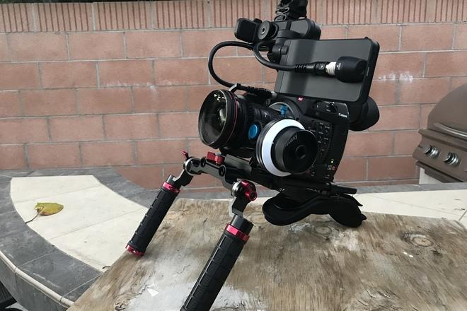 Canon EOS C200 4K Raw Documentary  Kit