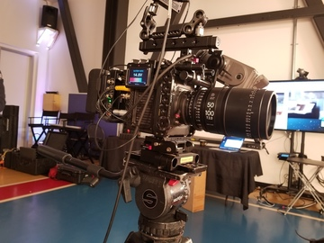 Rent: ARRI Alexa Mini Basic Kit