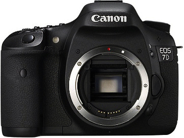 Rent: Canon EOS 7D DSLR