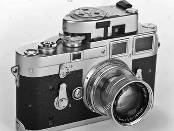 Leica M3 with Summicron 50mm f/2 lens
