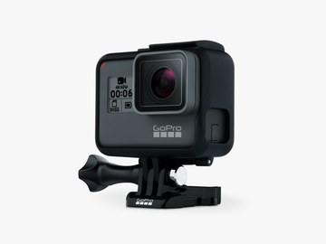 Rent: GoPro HERO6 Black