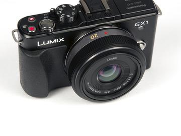 Rent: Panasonic Lumix DMC-GX1 MFT with 20mm f/1.7 lens
