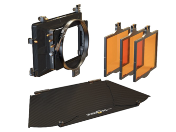 Rent: Bright Tangerine Misfit 3-stage Clamp-On/Swing Away Kit