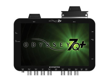 Rent: Convergent Design Odyssey 7Q+