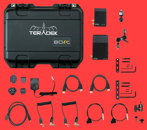 Teradek Bolt 500 Deluxe (SDI + HDMI)