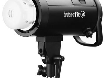 INTERFIT S1 500Ws TTL Battery Powered Moonlight