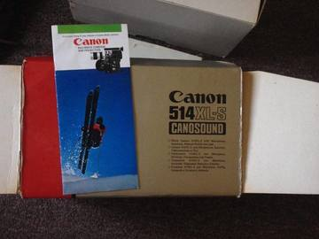 Rent: Canon 514 XL-S