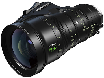 Rent: Fujinon 19-90mm Cabrio with Servo Zoom