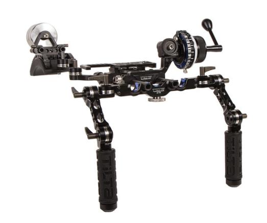 Tilta Tt-03-Tl DSLR Shoulder Rig With Follow Focus & Weight