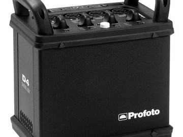 Profoto Profoto D4 Pack 2400w/s