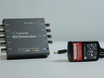 Rent: Blackmagic MiniConverter SDI Distribution 4K