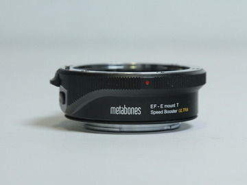 Rent: Metabones EF to E T Speed Booster ULTRA 0.71x