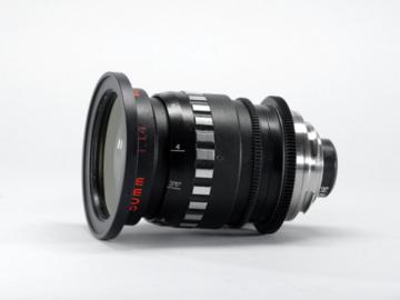 Rent: Cineovision Anamorphic Primes 50, 85 & Leica +2 CUSTOM